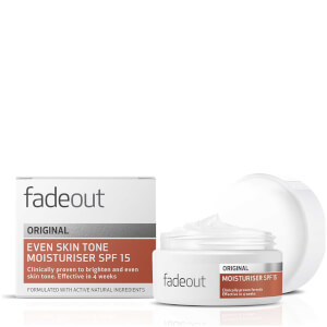 Crema hidratante ORIGINAL Even Skin Tone FPS 15 de Fade Out 50 ml