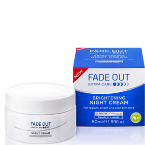 Fade Out Extra Care Brightening Night Cream 50ml