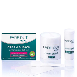 Fade Out Cream Bleach 30ml