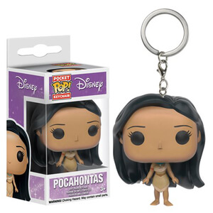 Porte-Clés Pocket Pop! Pocahontas