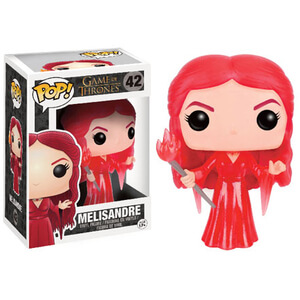 Game Of Thrones Melisandre Translucent Ltd Ed Funko Pop! Vinyl
