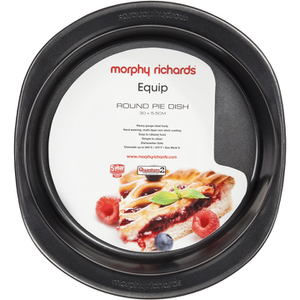 Morphy Richards 970506 Round Pie Dish