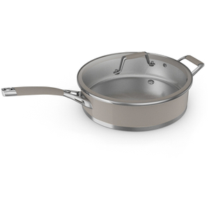 Morphy Richards 978008 28cm Sauce Pan with Glass Lid
