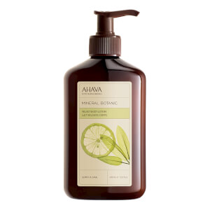 AHAVA Mineral Botanic Velvet Body Lotion - Lemon and Sage