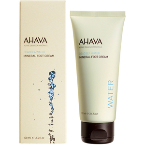 Крем с минералами для ног AHAVA Mineral Foot Cream