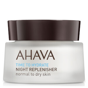 AHAVA Night Replenisher - Normal to Dry skin 50ml
