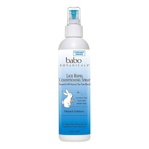 Babo Botanicals Lice Repel Conditioning Spray