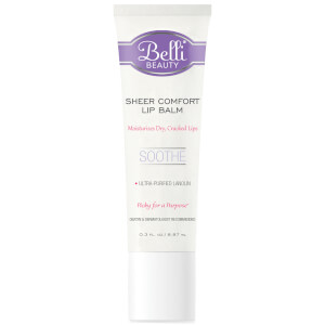 Belli Beauty Sheer Comfort Lip Balm