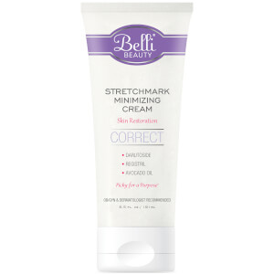 Belli Beauty Stretchmark Minimizing Cream