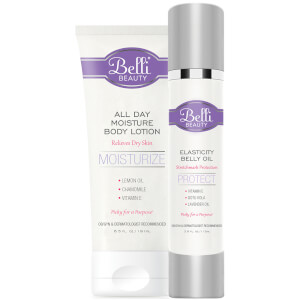 Belli Beauty Your Best Baby Bump Duo