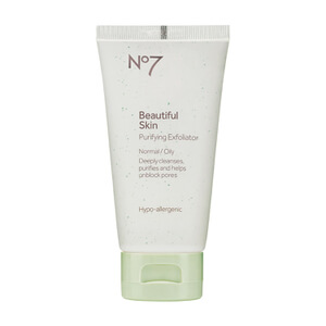 No7 Beautiful Skin Purifying Exfoliator - Normal to Oily