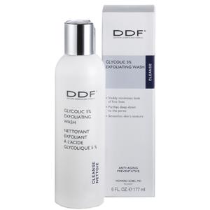 DDF Glycolic 5 Percent Exfoliating Wash