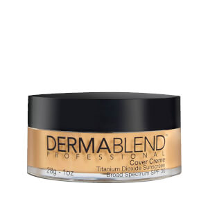 Dermablend Cover Crème Full Coverage Foundation Make-Up with SPF30 for All-Day Hydration - 25N Natural Beige