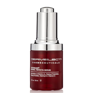Dermelect Outcrease Retinol Trifecta Serum