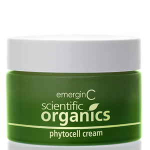 EmerginC Scientific Organics Phytocell Cream 50ml