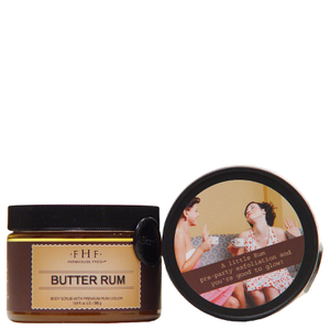 FarmHouse Fresh Butter Rum Brown Sugar Body Scrub