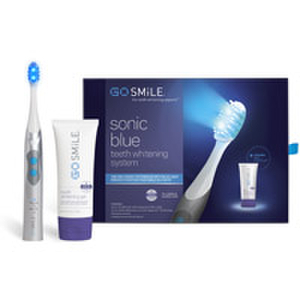 GoSMILE Sonic Blue Teeth Whitening System