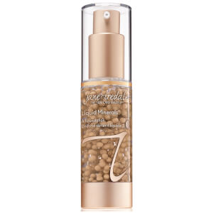 jane Iredale Liquid Minerals Foundation - Latte