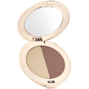 jane iredale PurePressed Duo Eye Shadow - Oyster/Supernova