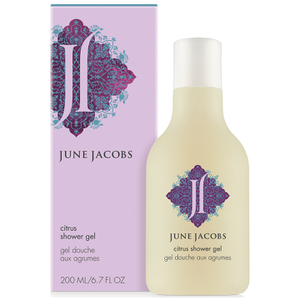 June Jacobs Citrus Shower Gel
