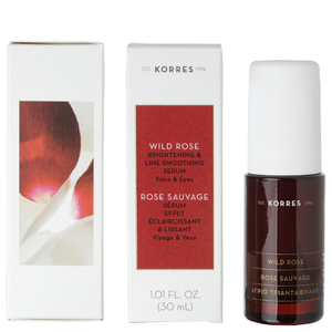 KORRES Wild Rose Face and Eye Serum