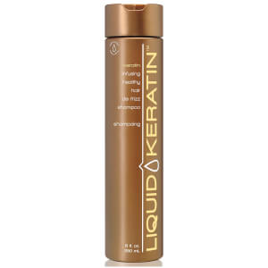Liquid Keratin Infusing Healthy Hair De-Frizz Shampoo
