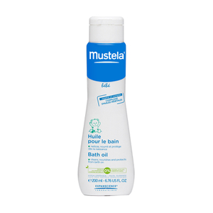 Mustela Bath Oil