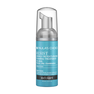 Paula's Choice Resist Weekly Retexturizing Foaming Treatment 4 Percent BHA