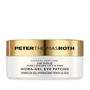 Peter Thomas Roth Gold Hydra Gel Eye Mask żelowa maska pod oczy