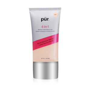 Pur Minerals 4-in-1 Mineral Tinted Moisturizer - Light