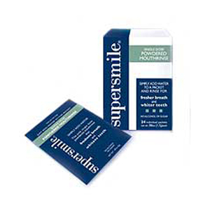 Supersmile Single Dose Powdered Mouthrinse