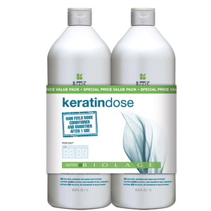 Matrix Biolage Keratindose Shampoo and Conditioner 1L Duo