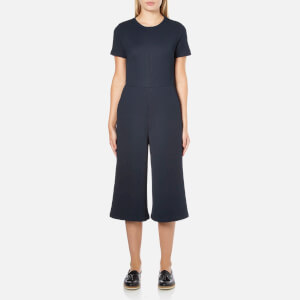 Selected Femme Women's Joey Jumpsuit - Dark Navy