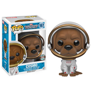 Marvel Guardians of the Galaxy Cosmo Funko Pop! Vinyl