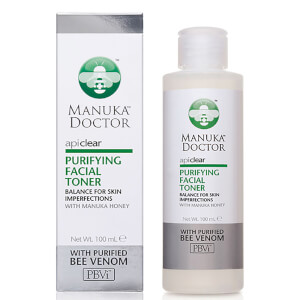 Tónico facial Purifying ApiClear de Manuka Doctor de 100 ml