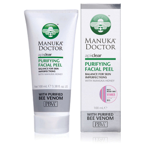 Manuka Doctor ApiClear Facial Peel Peeling do twarzy 100 ml