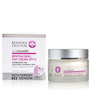 Manuka Doctor ApiNourish Revitalising Day Cream SPF15 50 ml