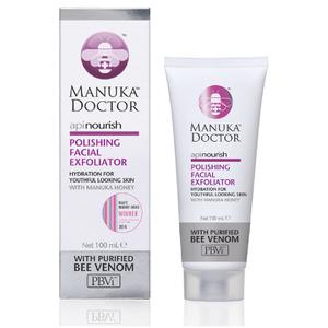 Exfoliante facial ApiNourish de Manuka Doctor de 100 ml