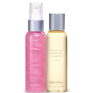 ARCONA Glow and Go Duo (Worth $41)