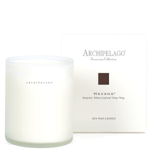 Archipelago Botanicals Excursion Collection Soy Wax Candle - Havana