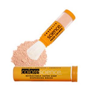 Colorescience Pro Retractable Foundation Brush SPF 20 - California Girl