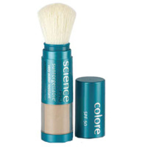 Colorescience Pro Sunforgettable Mineral Sun Protection Brush SPF 50 - Matte Med