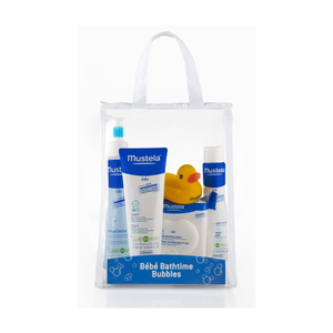 Mustela Bebe Bathtime Bubbles Set