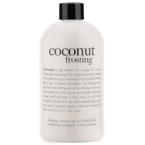 philosophy Coconut Frosting Shampoo, Bath & Shower Gel 480ml