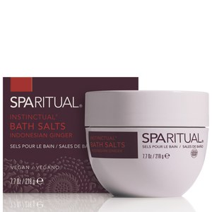SpaRitual Instinctual Bath Salts 228ml