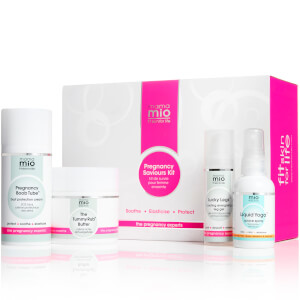 Mama Mio Pregnancy Saviours Kit (Valorado en 81€)