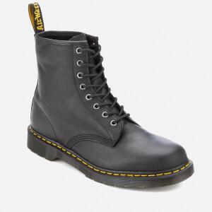 Dr. Martens Men's Carpathian Leather 8-Eye Boots - Black: Image 2