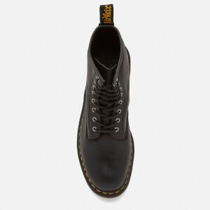 Dr. Martens Men's Carpathian Leather 8-Eye Boots - Black: Image 3