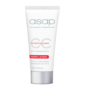 asap cc correcting cream 75ml