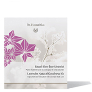 Dr Hauschka Lavender Natural Goodness Kit Limited Edition
